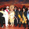 Zulu King and Queen Party 2013
