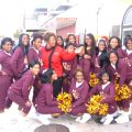 Our Queen Select 2013 in the midst of Roneagles
