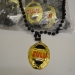 Zulu Gold Shield Beads  $10.20 doz.