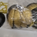 Half Shell Coconut Beads $17.50 doz. / $125.00 8doz.